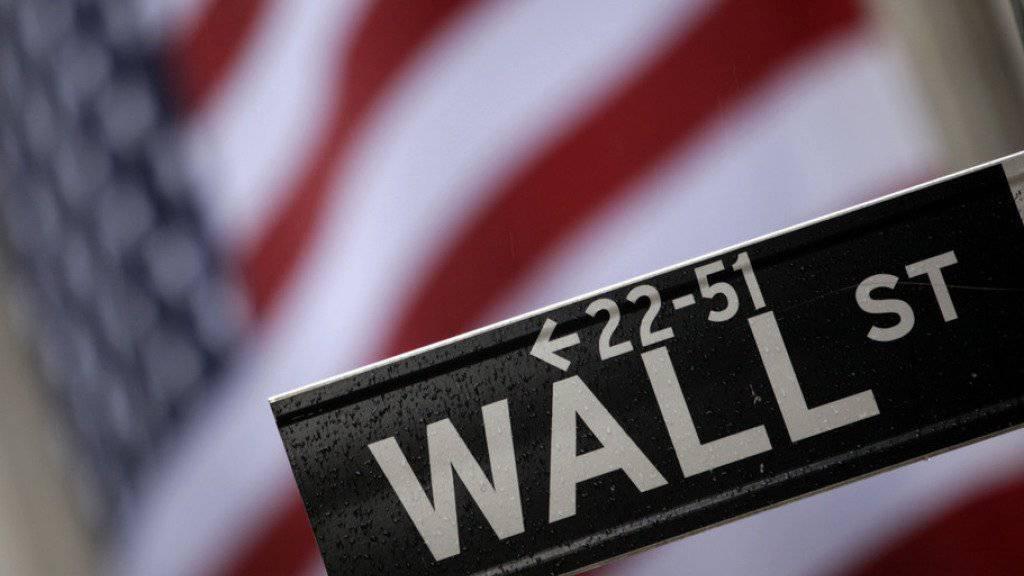 Die US-Wirtschaft legte 2016 nur schwach zu. Wie sich die Politik des neuen US-Präsidenten auf die amerikanische Wirtschaft auswirkt, wird sich noch weisen. Die Wahl von Donald Trump hat bislang zumindest einen Börsenboom entfacht.