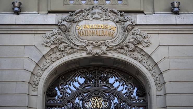 Die Schweizerische Nationalbank spricht sich mit anderen Notenbanken zur Dollar-Versorgung ab in der Corona-Krise.