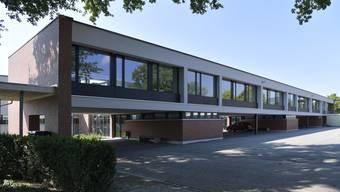 Im Schulhaus Eichholz werden zwei zusätzliche Schulzimmer erstellt