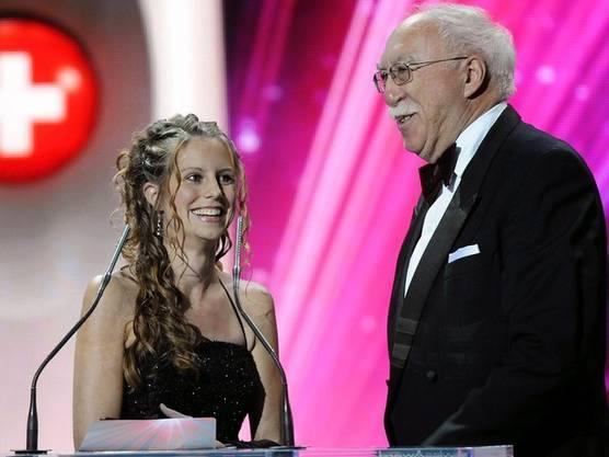 Schweizer des Jahres: Marianne Kaufmann und Rolf Maibach