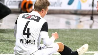 Silvan Widmer und der FC Aarau am Boden.