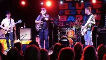 Auch das Blues Festival Baden beteiligt sich an «kulturaktiv». (Archiv)