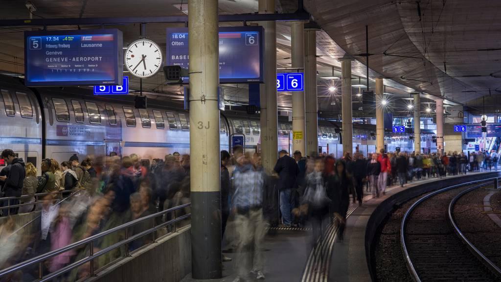 Die Schweiz wächst im ersten Quartal um gut 15'000 Personen