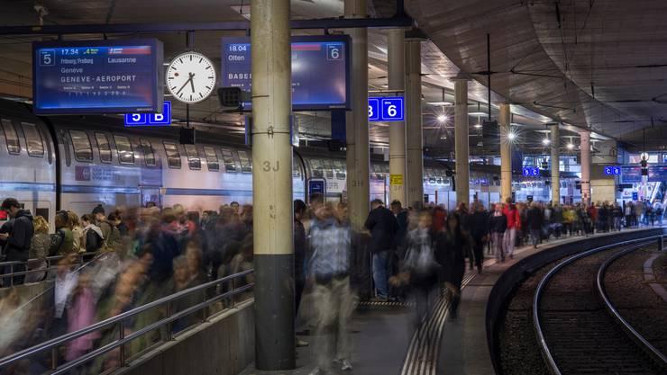 Die Schweiz ist im ersten Quartal gegenüber dem Vorjahr um gut 60'000 Personen gewachsen. (Symbolbild)