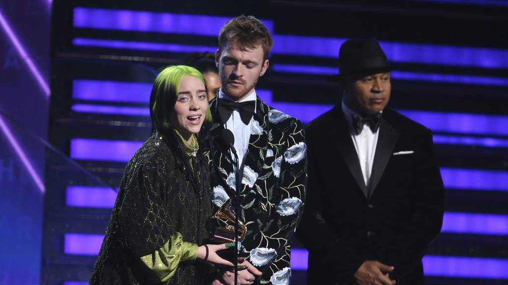 Billie Eilish räumt bei den Grammy-Awards ab