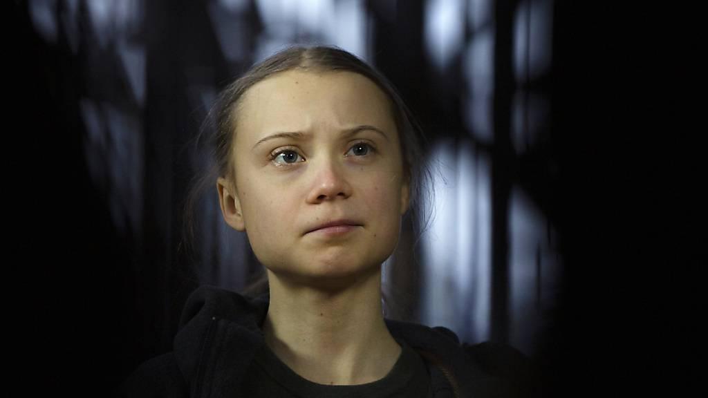 Thunberg war krank - Aktivistin geht von Coronavirus-Erkrankung aus