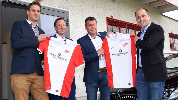 Der FC Solothurn hat einen neuen Hauptsponsor.