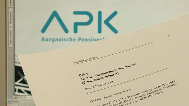 Heisses Eisen: Das Pensionskassendekret.Michael Ehrler