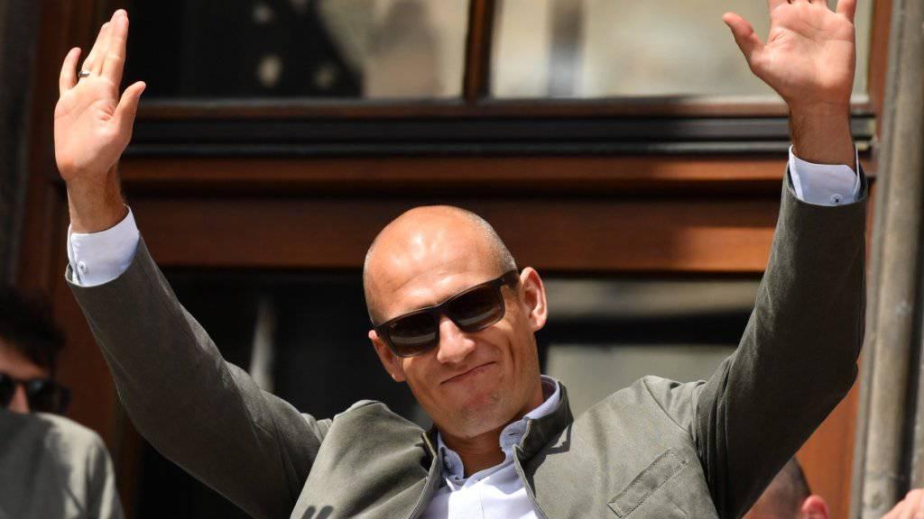 Arjen Robben beendet Karriere