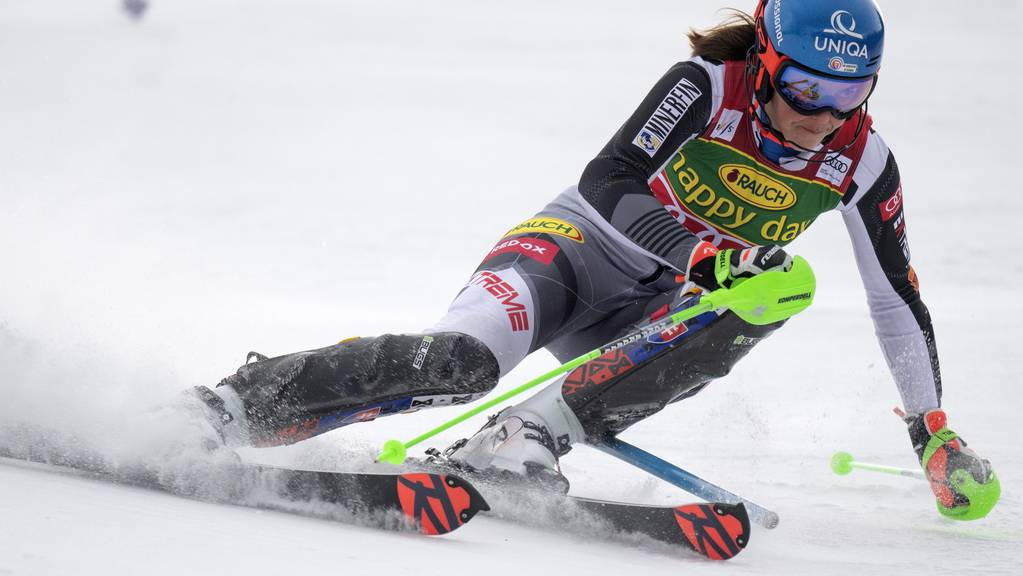 Übernimmt die Slowakin Petra Vlhova heute von Lara Gut-Behrami die Führung im Gesamtweltcup?