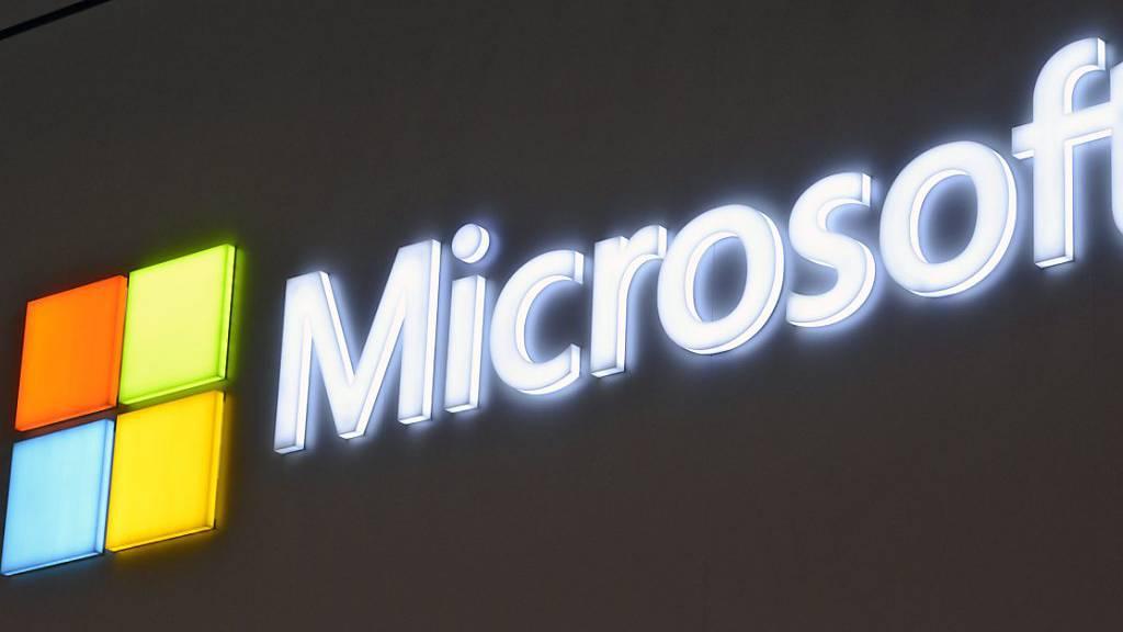 Microsoft kauft Aktien für 40 Milliarden Dollar zurück