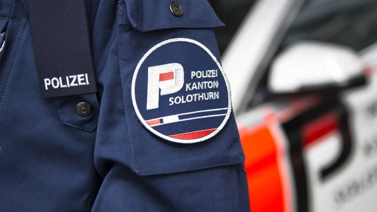 Solothurner Kantonspolizei führte am Samstagabend Verkehrskontrollen durch. (Symbolbild).