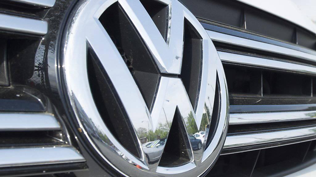 Der Absatz von Autos des Volkswagenkonzerns hat im Mai weniger geglänzt als auch schon. (Archiv)