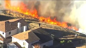 In Kalifornien brennen über 200 Quadratkilometer Wald und Buschland. Hunderttausende Menschen werden evakuiert, während sich die Feuer um Sonoma weiter ausbreiten. Zudem wurde in vielen Gebieten der Strom abgestellt.