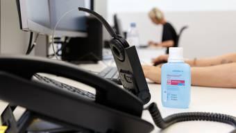 Die SP Aargau fordert «eine unverzügliche Verbesserung der Prozesse beim Contact Tracing im Kanton Aargau». (Symbolbild)