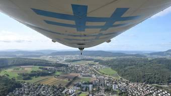 Birrfeld Zeppelin-Rundflug