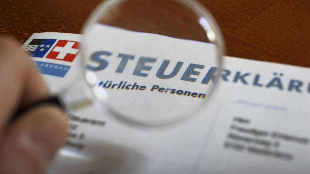 Grosse Steuerdebatte im Kanton Aargau