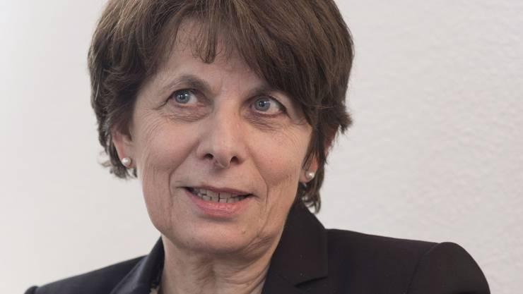Jolanda Urech tritt nicht wieder zur Wahl an.
