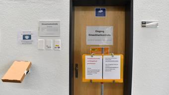 Die Einwohnerkontrolle Olten ist derzeit wegen eines positiven Coronafalls im Team geschlossen.