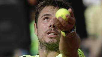 Stan Wawrinka überzeugte bei seinem ersten Einsatz in diesem Jahr am ATP-Turnier in Genf