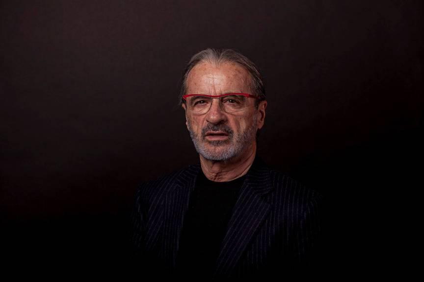 Carlo Guidi, Coiffeur und Stylist aus St.Gallen mit italienischen Wurzeln. (Bild: Facebook/Carlo Image Consulting)