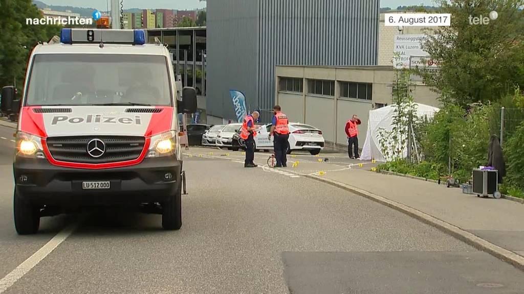 Todesfahrt Ibach vor Luzerner Kantonsgericht