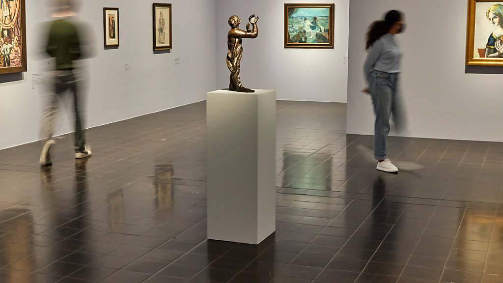 Hamburger Kunsthalle zeigt grosse Max-Beckmann-Ausstellung