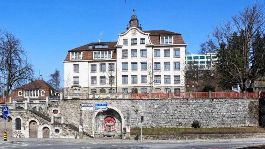Schulhaus St. Karli Luzern