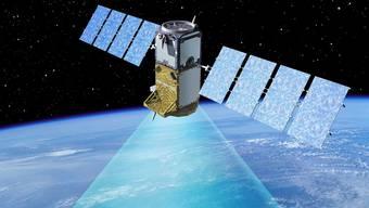 Von den rund 23'000 Objekten im All sind nur 1900 aktive Satelliten. Der Rest, der sich mit 20'000 bis 30'000 Stundenkilometern um die Erde bewegt, umfasst unter anderem beinahe 3000 inaktive Satelliten. (Archivbild)