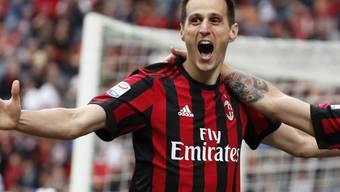 Nikola Kalinic wechselt von der AC Milan nach Spanien zu Atlético Madrid