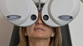 Augenärzte sind Ärzte des Vertrauens. (Symbolbild)