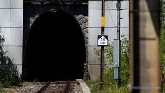 Der 110 Jahre alte Weissensteintunnel wird ab 2020 saniert.