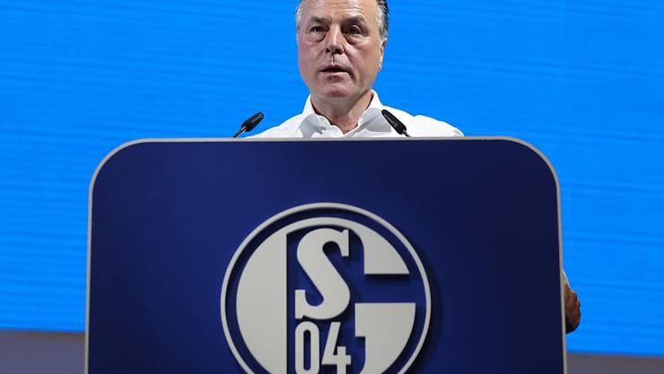 Im Kreuzfeuer der Kritik: Schalkes Aufsichtsratsvorsitzender und Fleisch-Fabrikant Clemens Tönnies