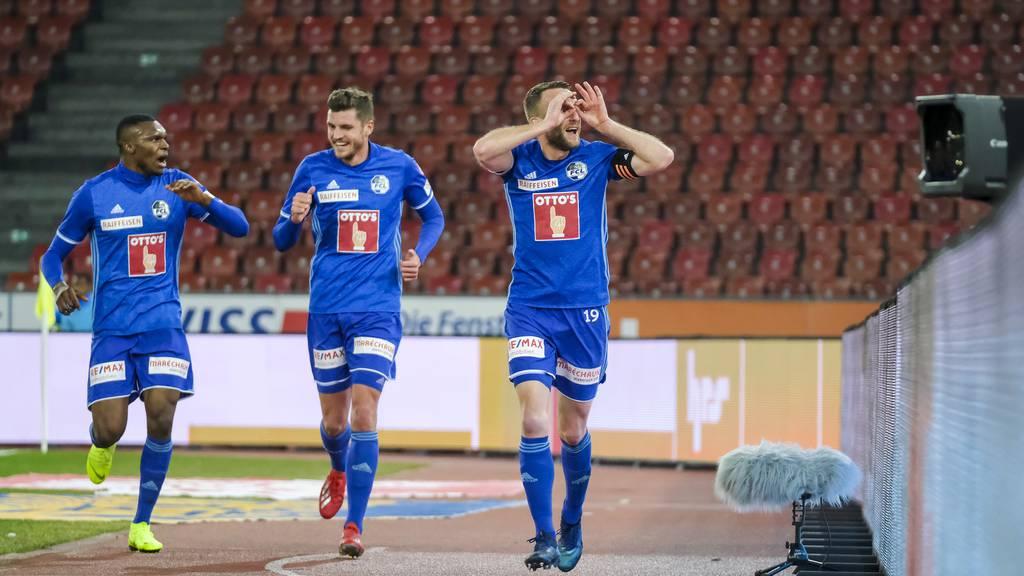 FCL: Erster Super-League-Sieg im neuen Jahr