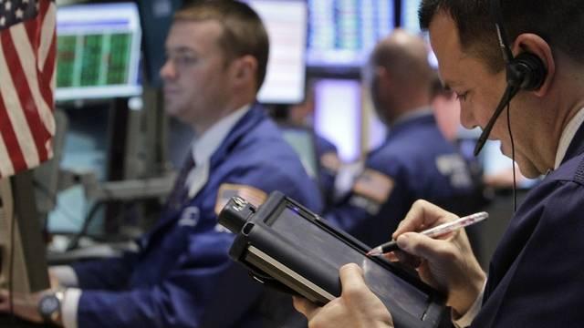 Die Händler an der New Yorker Börse hatten einen guten Tag (Archiv)