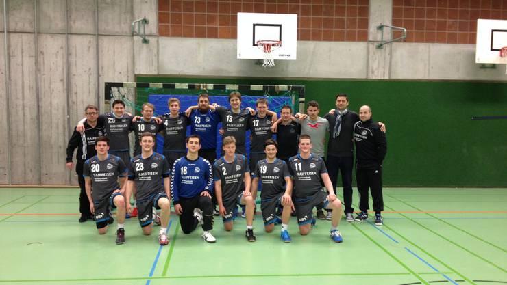 Handball Brugg in Rottweil