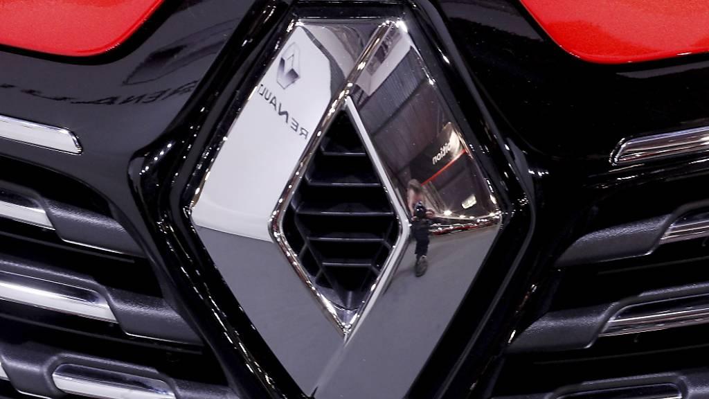 Umsatz von Renault schrumpft inmitten der Sanierung