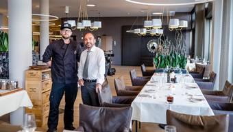 Auch das dazugehörende Restaurant von der Residenz Gustav macht dicht, bereits in diesem Dezember.