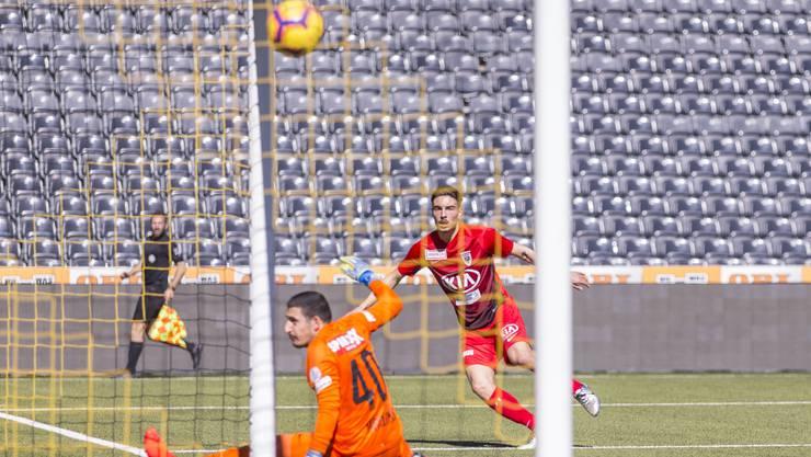 Der FC Aarau nützt die Länderspielpause für ein Testspiel bei Meister YB. Und wie!