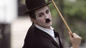 Ein Chaplin-Darsteller (Archiv)