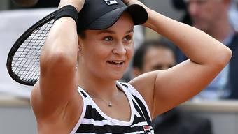 Neue Nummer 1: Ashleigh Barty ist dank dem Triumph am French Open und nun in Birmingham ganz oben angekommen