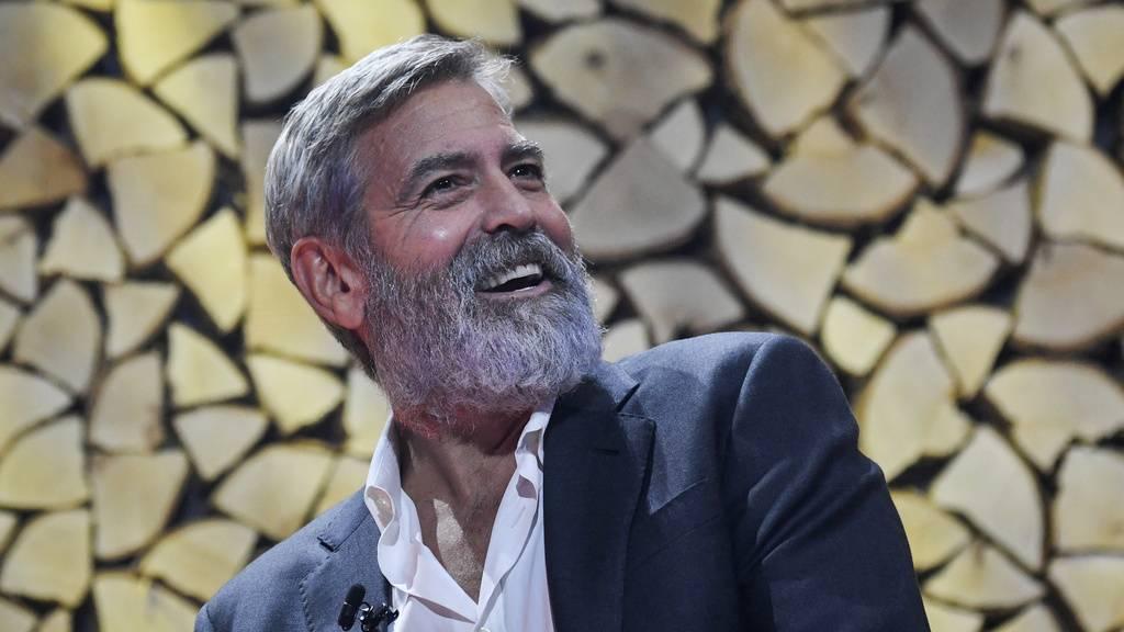 Näh-Trend: George Clooney tut es, tust du es auch?