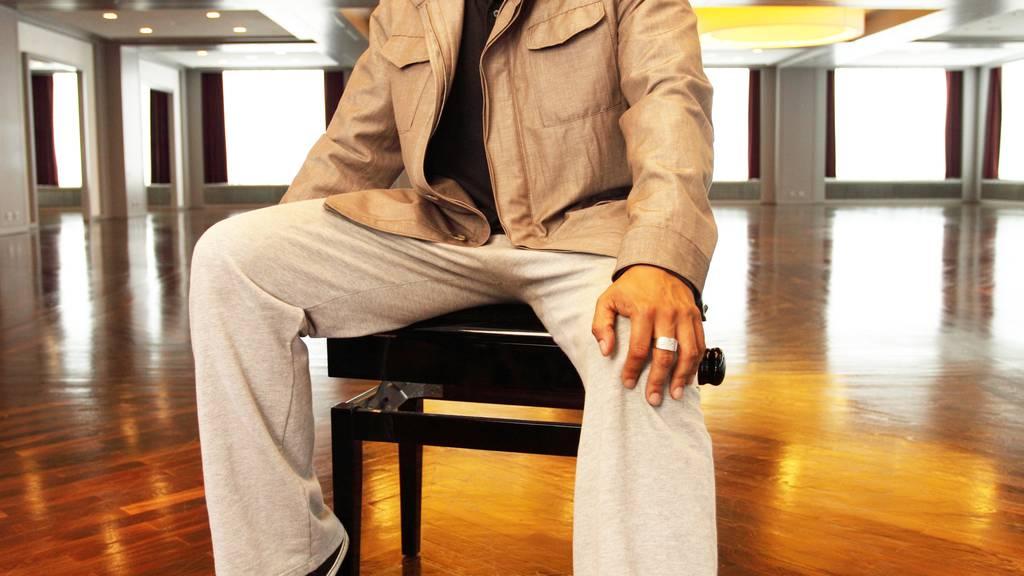 Xavier Naidoo kommt ans Blue Balls