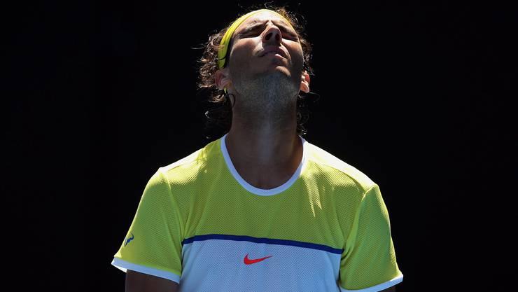 Rafael Nadal scheitert an Fernando Verdasco.