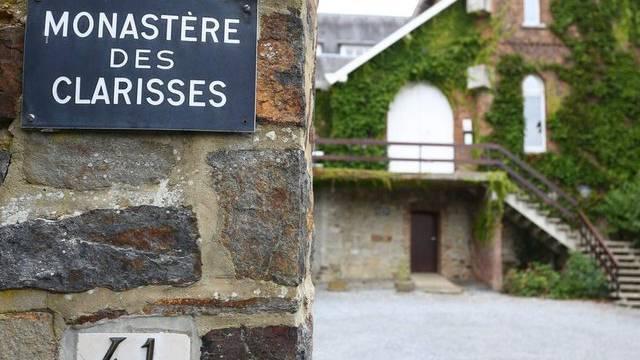 Vom Gefängnis ins Kloster: Dieses Kloster nimmt Michelle Martin auf