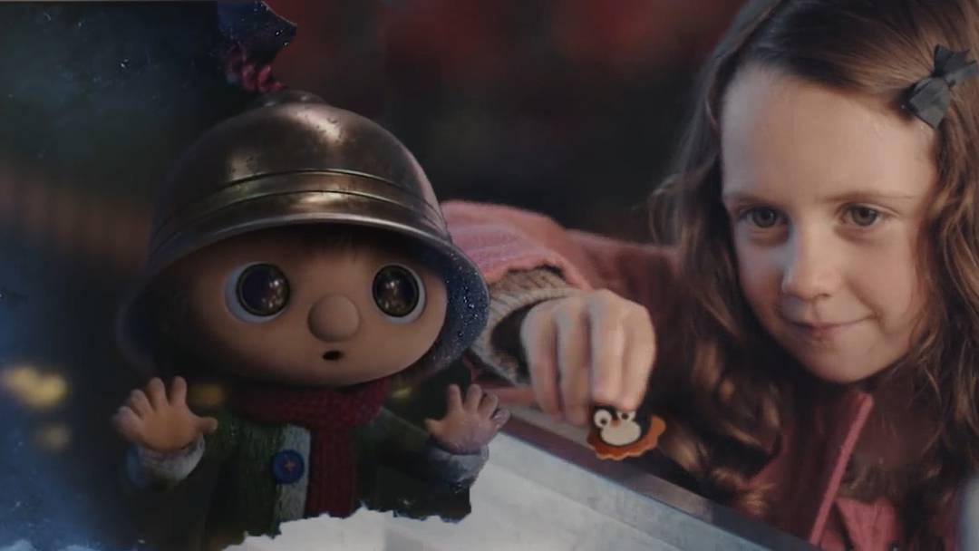 Coops «Noëlinis»: Die kleinen Weihnachtshelfer