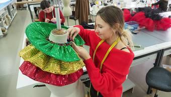 Der Kanton Solothurn engagiert sich in der Berufsbildung. Zum Beispiel an der Schule für Mode und Gestalten am BBZ Olten. (Symbolbild)