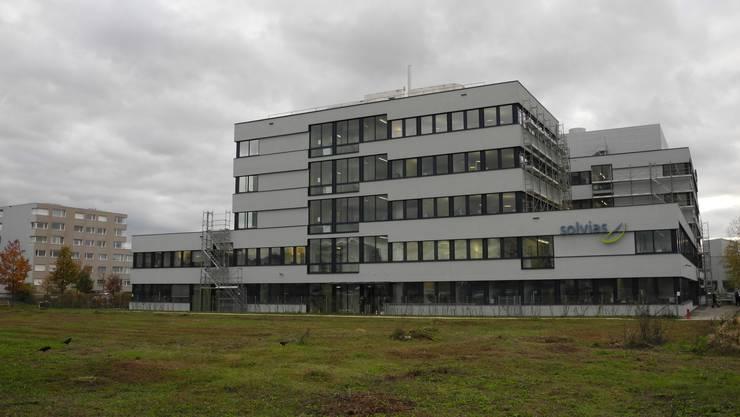 2011 verlegte die Solvias AG ihren Geschäftssitz von Basel nach Kaiseraugst.