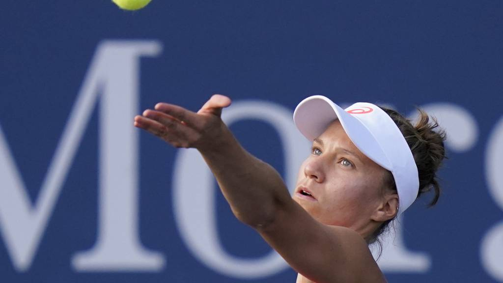 Auftaktsieg für Viktorija Golubic