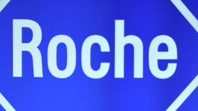 Logo des Pharmakonzerns Roche (Archiv)